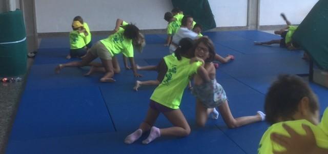 El Taller de Judo actividad destacada de la semana