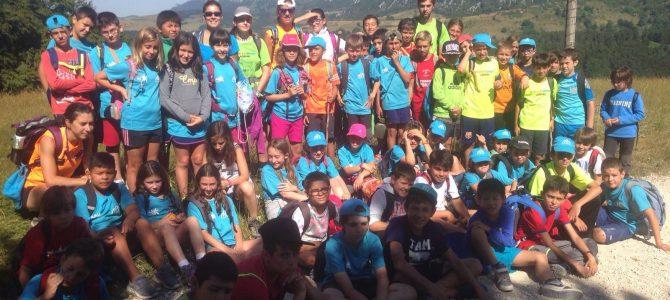 Escuela de verano 2016- semanas 3-4