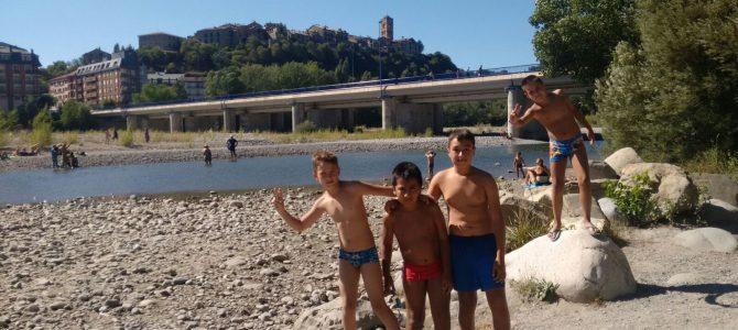 Alevines- Excursión&Acampada